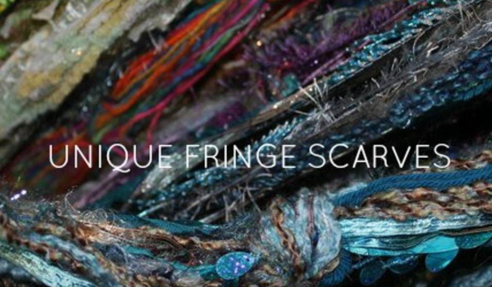 Unique Fringe Scarves